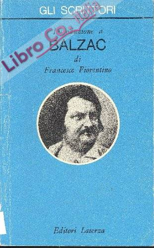 Introduzione a Balzac