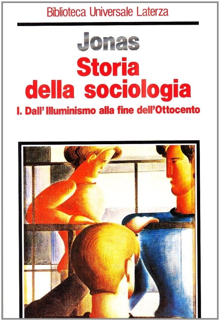 Storia della sociologia.