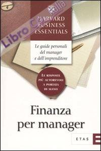 Finanza per manager.