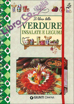 Il libro delle verdure, insalate e legumi