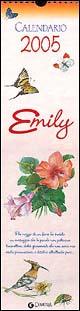 Calendario Emily 2005