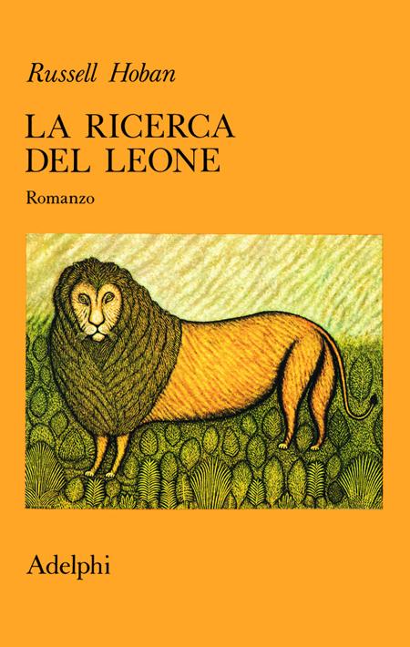 La ricerca del leone.