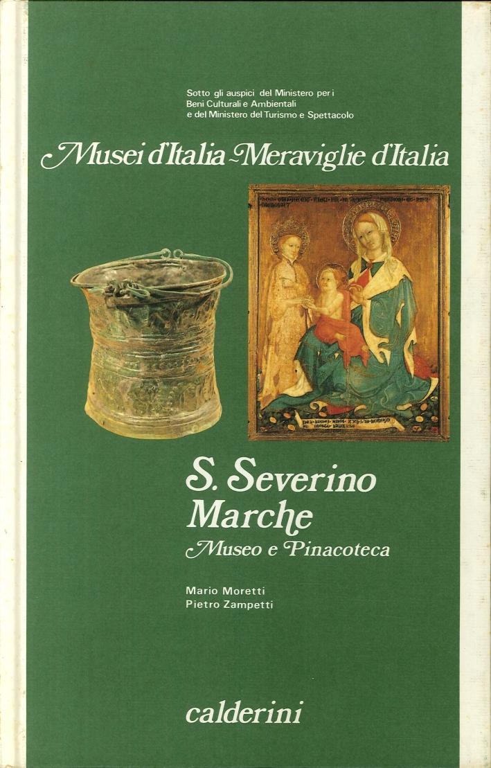 S. Severino Marche. Museo e pinacoteca