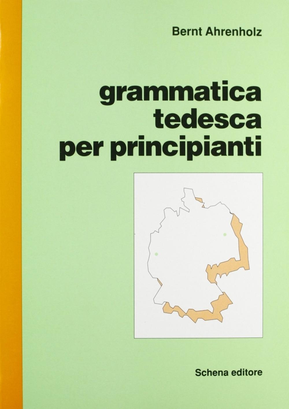 Grammatica tedesca per principianti