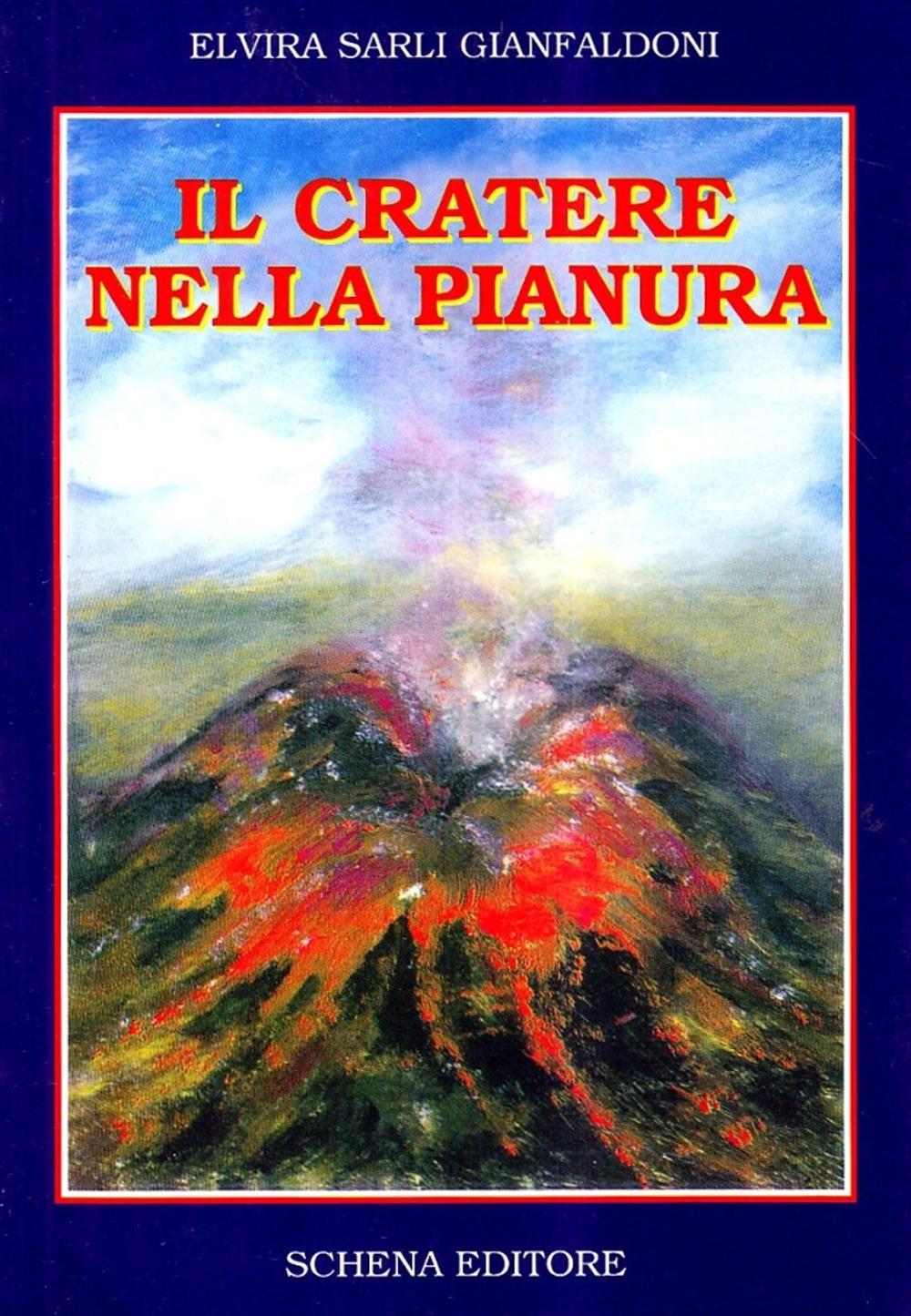 Il cratere nella pianura