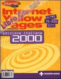 Internet Yellow Pages. World Wide Web 2000