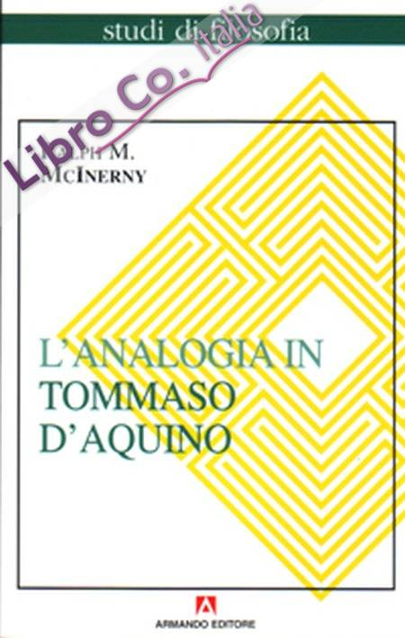 L'analogia in Tommaso d'Aquino
