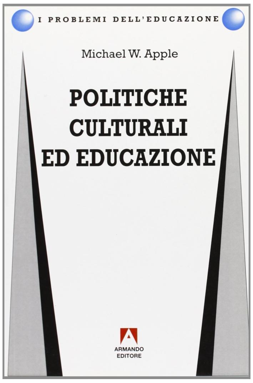 Politiche culturali ed educazione