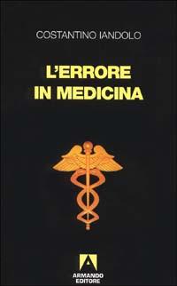 L'errore in medicina