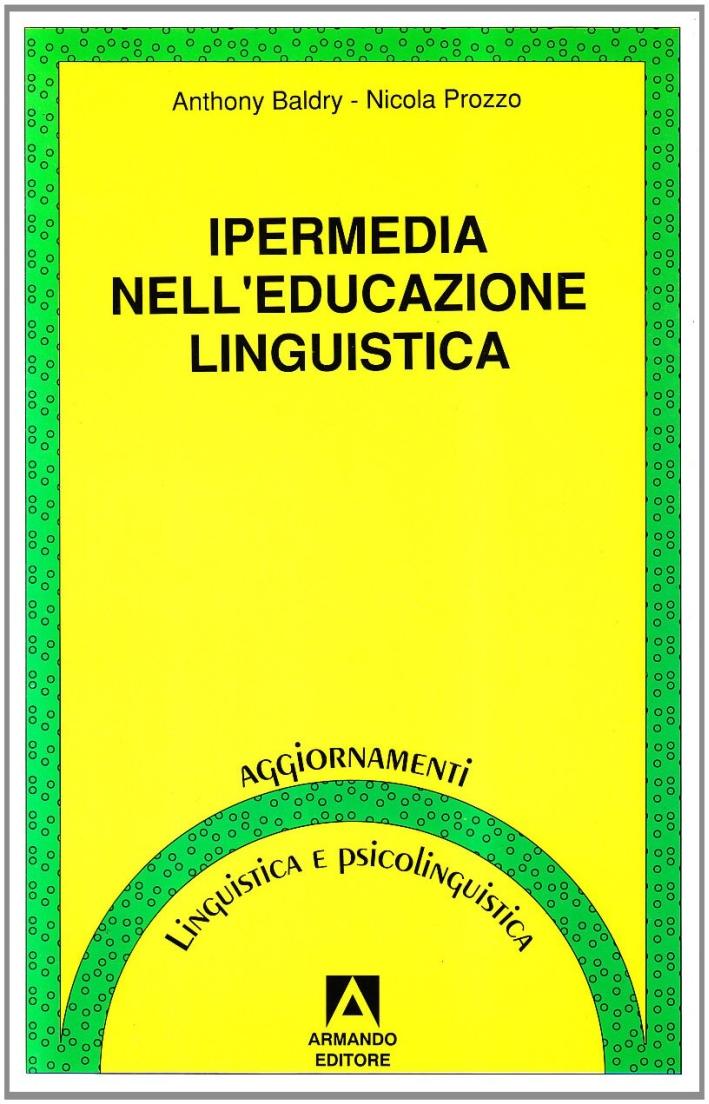 Ipermedia nell'educazione linguistica