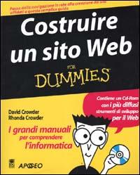 Costruire un sito Web. Con CD-ROM