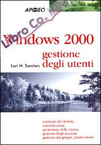 Windows 2000 gestione degli utenti