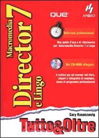 Director 7 e Lingo. Con CD-ROM