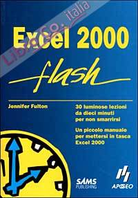 Excel 2000 flash
