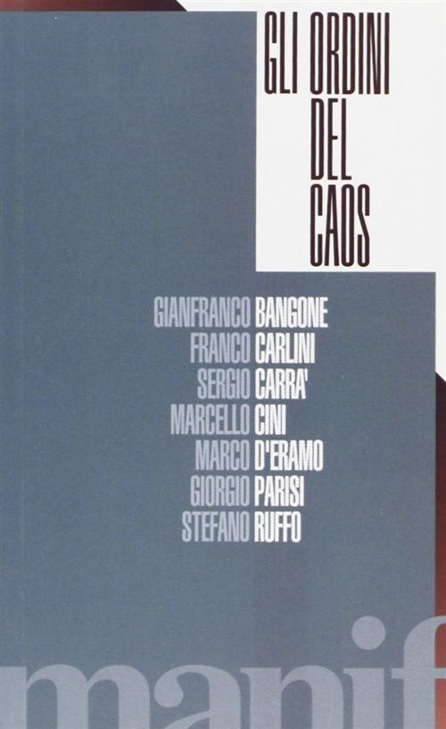 Gli ordini del caos-La talpa di biblioteca