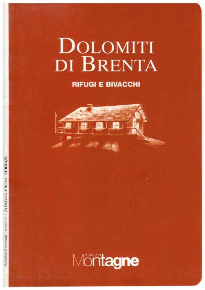 Dolomiti di Brenta. Con carta 1:30.000