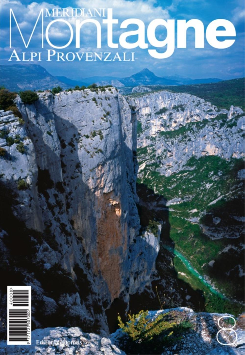 Alpi Provenzali. Con cartina