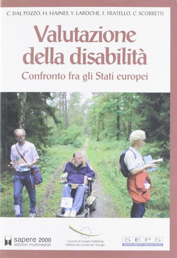 Valutazione della disabilità. Confronto fra gli Stati europei