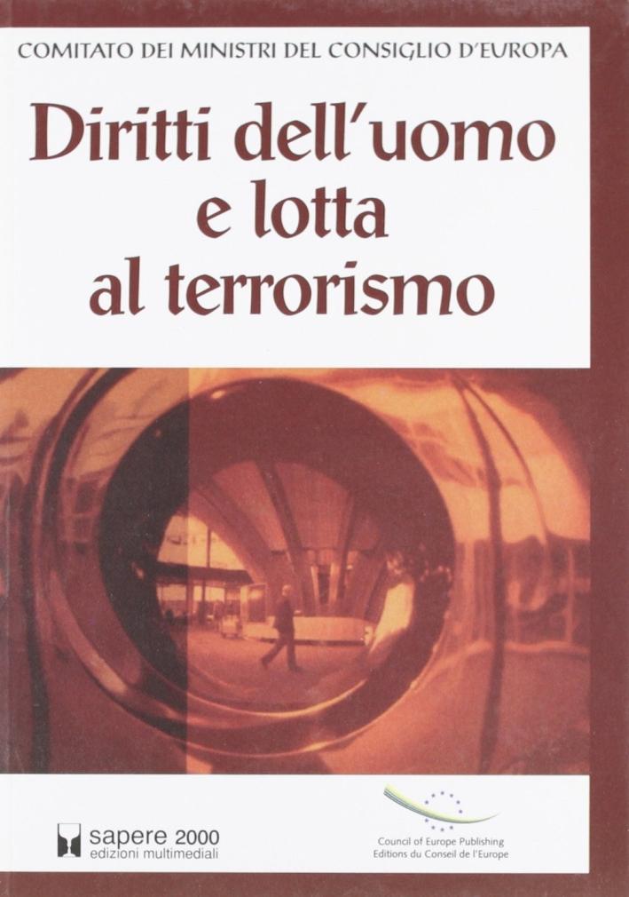 Diritti dell'uomo e lotta al terrorismo