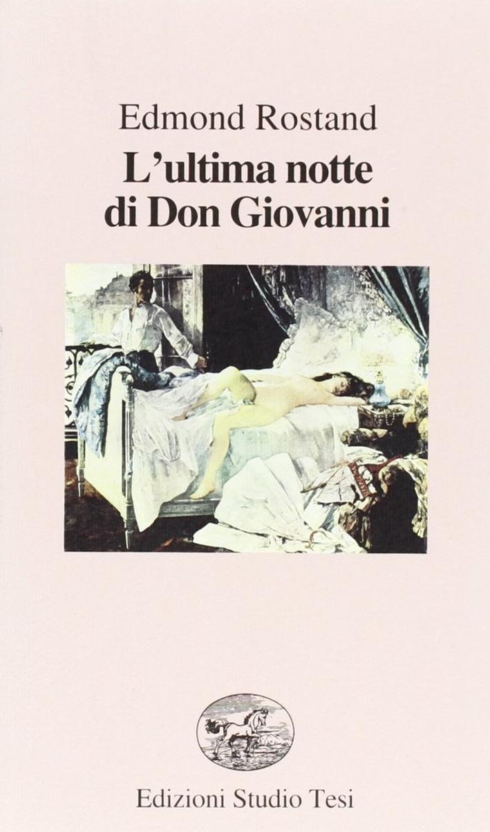 L'ultima notte di Don Giovanni