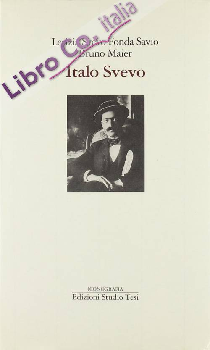 Italo Svevo.
