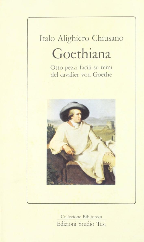 Goethiana.
