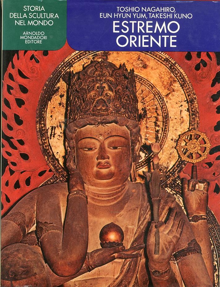 Storia della Scultura nel Mondo. Estremo Oriente