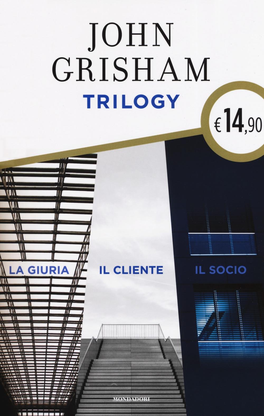 Trilogy: La giuria-Il cliente-Il socio