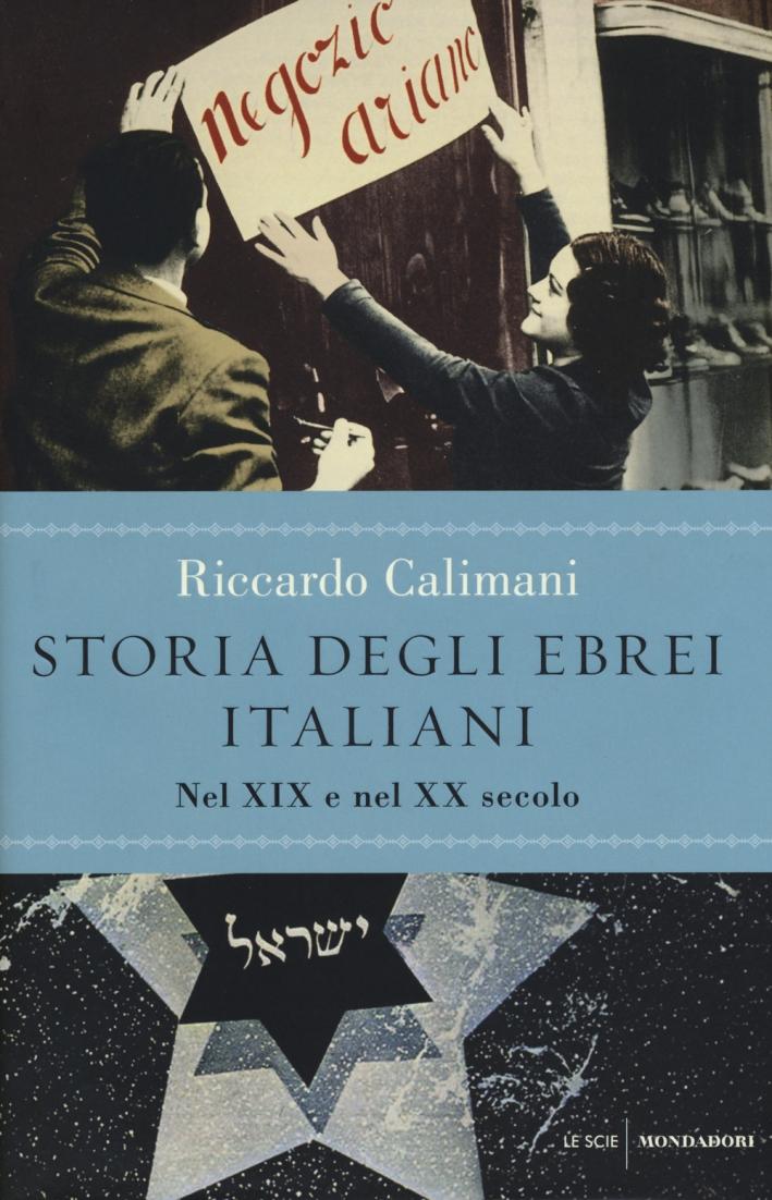 Storia degli ebrei italiani. Vol. 3: Nel XIX e nel XX secolo
