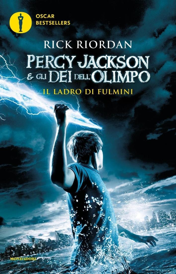 Il ladro di fulmini. Percy Jackson e gli dei dell'Olimpo. Vol. 1