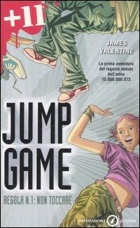 Regola n. 1: non toccare. Jump game