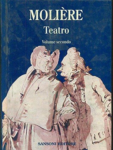 Teatro - Moliere Vol.2