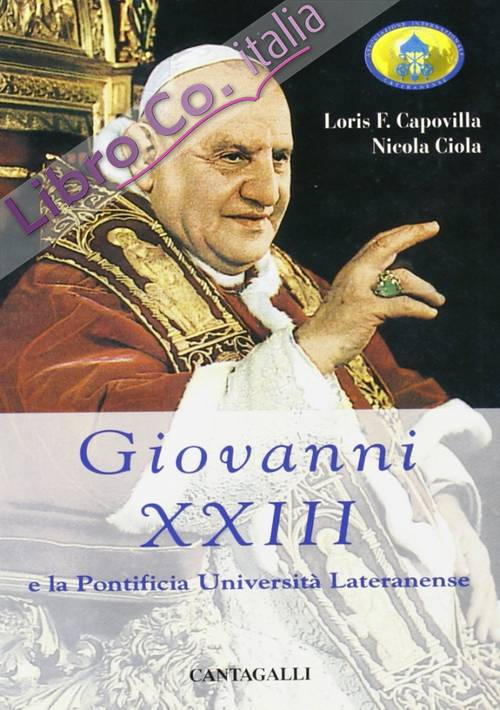Giovanni XXIII e la Pontificia Università Lateranense