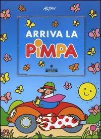 Arriva la Pimpa. Con CD-ROM