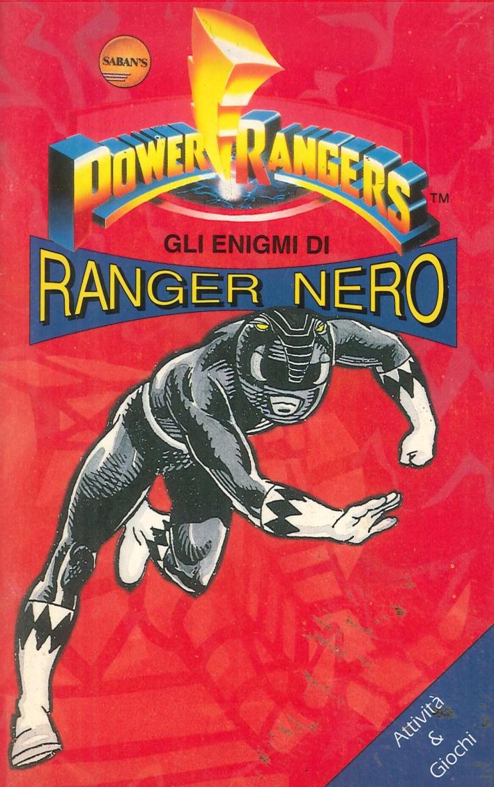 Enigmi di Ranger Nero.