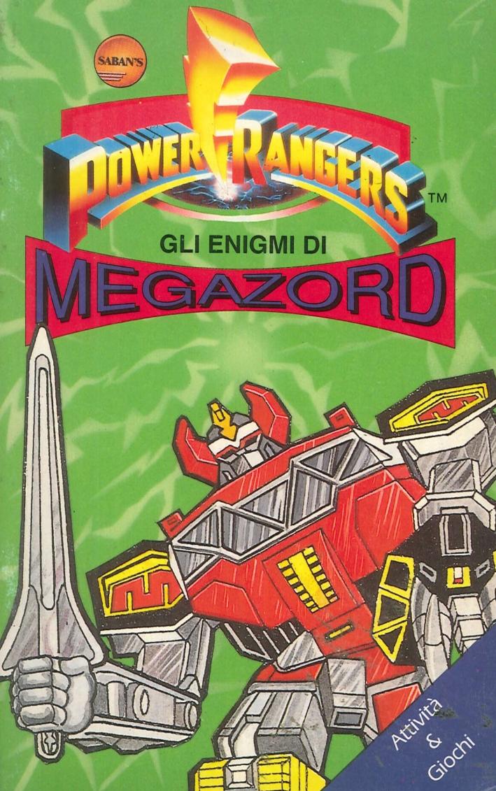 Enigmi di Megazord.