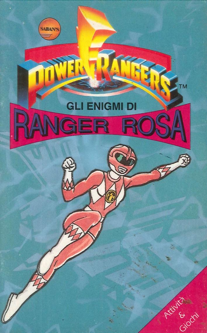 Enigmi di Ranger Rosa