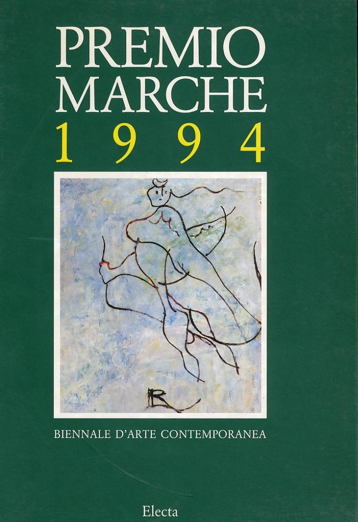 Premio Marche 94. Biennale d'Arte Contemporanea