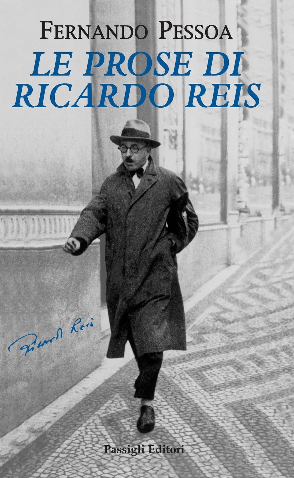 Prose di Riccardo Reis.
