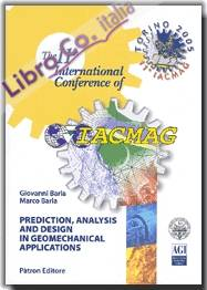 Iacmag. Prediction, analysis and design in geomechanical application