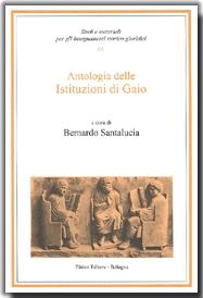 Antologia delle istituzioni di Gaio