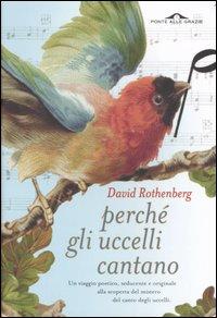 Perché gli uccelli cantano