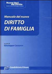 Manuale del nuovo diritto di famiglia
