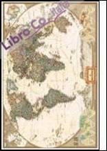 Mondo planisfero sti.class.159x108,5 cm