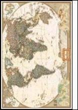 Il Planisfero in Stile Classico