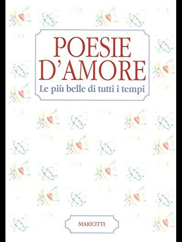 Poesie D'amore Le Piu Belle Di Tutt