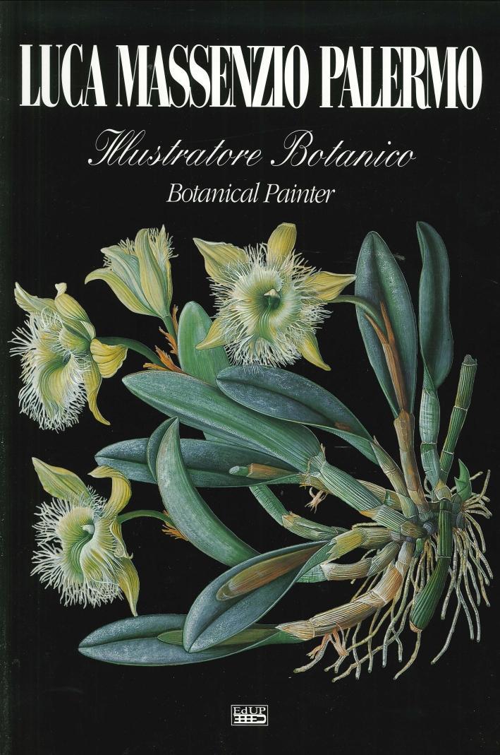 Luca Massenzio Palermo. Illustratore Botanico  Botanical Painter