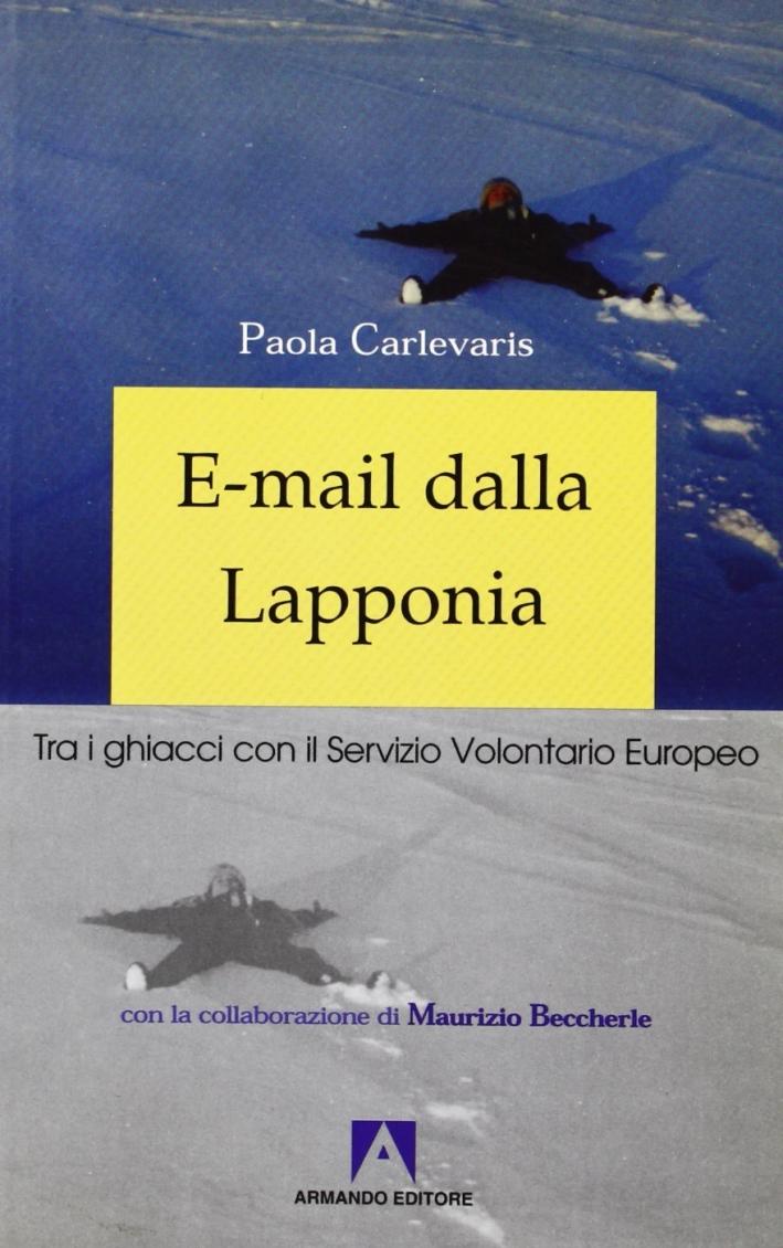 E-mail dalla Lapponia. Tra i ghiacci con il servizio volontario europeo