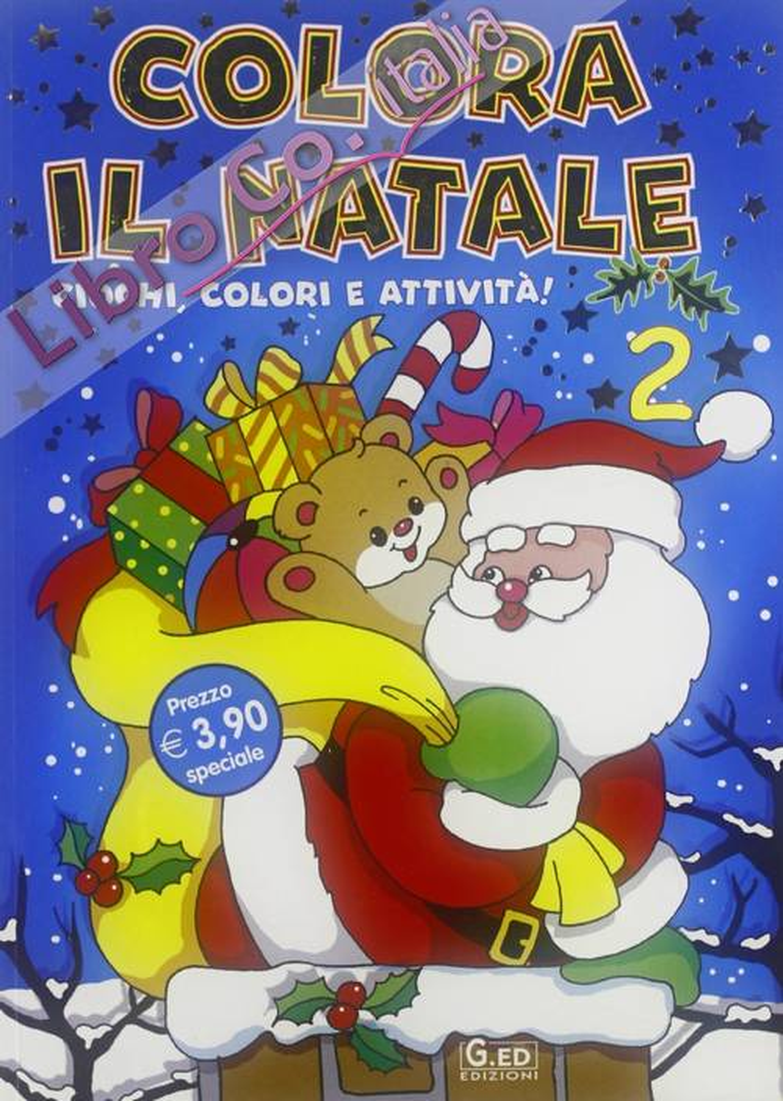 Colora il Natale. Vol. 2