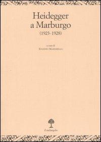 Heiddeger a Marburgo (1923-1928)
